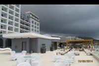 Hotel Mitsis Alila Resort & Spa - Bar na tarasie hotelowym