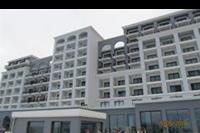 Hotel Mitsis Alila Resort & Spa - Budynek od strony morza
