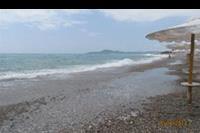 Hotel Mitsis Alila Resort & Spa - Zejscie do morza