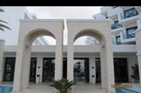 Hotel Mitsis Faliraki Beach - Wejscie do hotelu