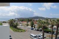 Hotel Mitsis Faliraki Beach - Widok z balkonu