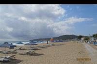 Hotel Mitsis Faliraki Beach - Plaza i widoki na okolice