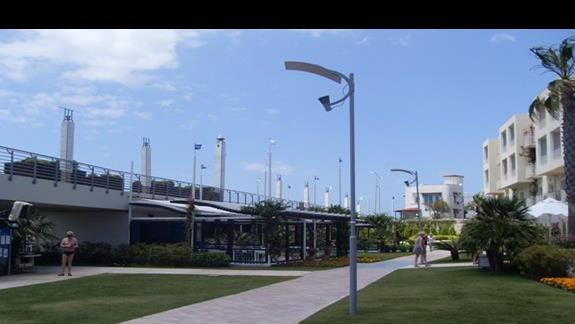 otoczenie hotelu La Blanche Resort & Spa