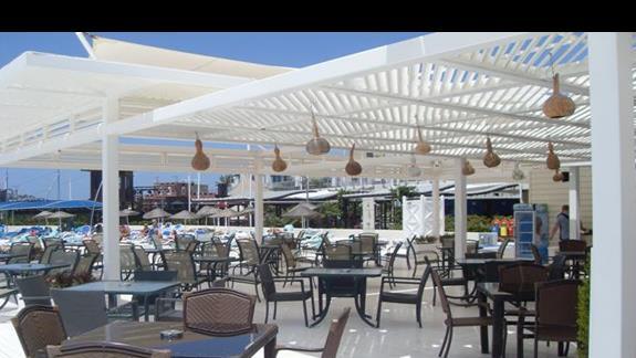 resauracja hotelu La Blanche Resort & Spa