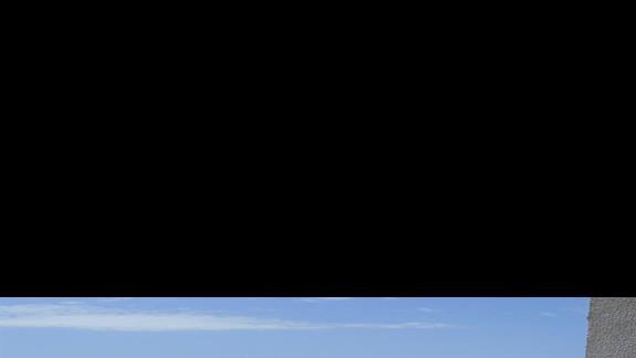 widok z balkonu hotelu La Blanche Resort & Spa