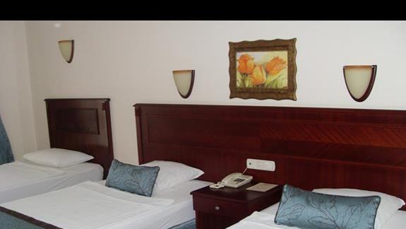 pokój hotelu hotelu Golden Age