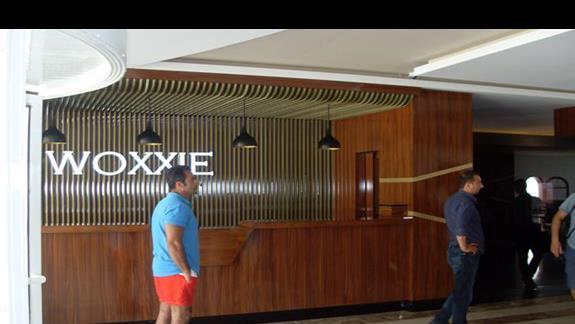 recepcja hotelu Feye Pinera