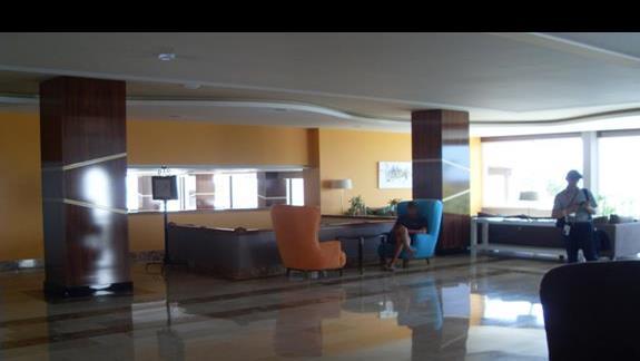 hol hotelu Feye Pinera