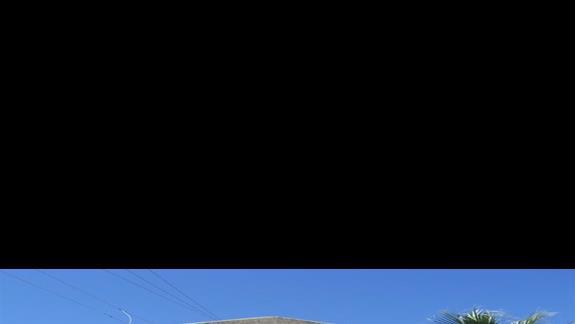 front hotelu Feye Pinera