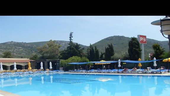 basen hotelu Pigale Beach