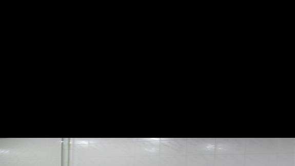 lazienka w pokoju sandardowym w hotelu Grand Blue Sky