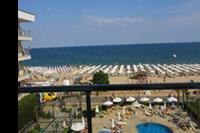 Hotel DIT Evrika Beach Club - widok z pokoju