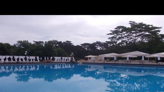 Grand Hotel Varna basen