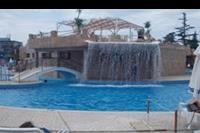 Hotel DIT Evrika Beach Club - Evrika basen