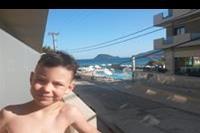 Hotel Gardelli Resort - Ten widok pozostanie juz na zawsze w naszej pamieci :)