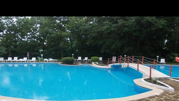 Hotel Ljuljak - basen