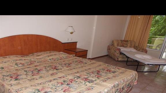 Hotel Ljuljak - pokój
