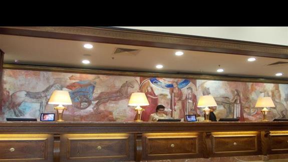 Melia Grand Hermitage - lobby