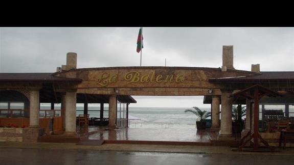 Melia Grand Hermitage - wejście na plażę