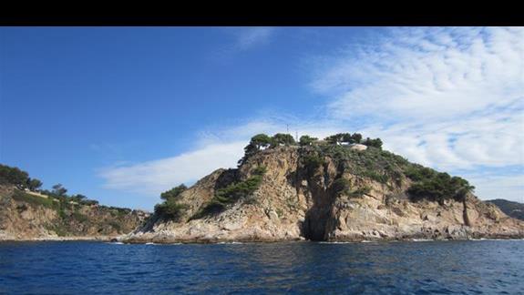 Rejs wybrzezem Costa Brawa