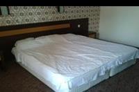 Hotel Izola Paradise - dwa pojedyncze lózka zlaczone w jedno malzenskie, na prawde duze