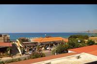 Hotel Coralli Beach - wido z pokoju nr 8