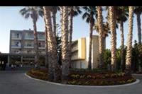 Hotel Carolina Mare - budynek glówny hotelu