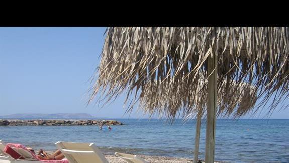Zdjecie plazy przy hotelu
