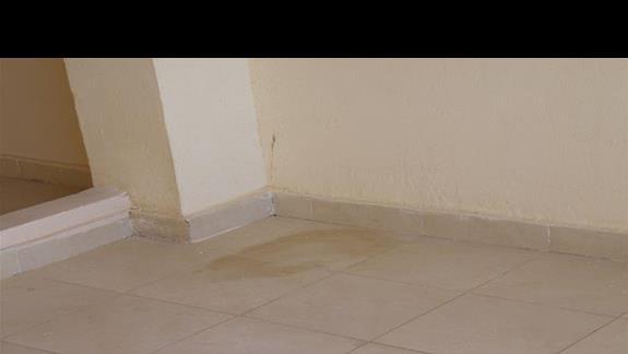 Poziom czystosci na korytarzach