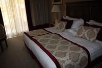 Hotel Miramar Al Aqah Beach Resort - pokój w hotelu