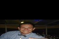 Hotel Carolina Mare - NIKOS -barman, jak widac wesoly, serwujacy super drinki, uprzejmy.