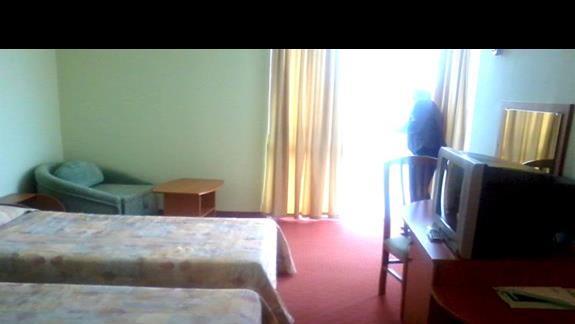 Pokój w hotelu Edelweiss