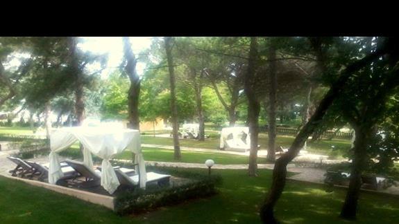 Strefa relaksacyjna Melia Grand Hermitage