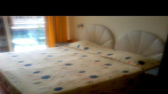 Pokój standard w hotelu Perla