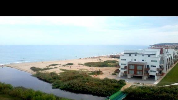 Widok z okna Sol Luna Bay