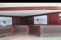 Hotel Bodrum Holiday Resort - Hotel Bodrum Holiday Resort recepcja