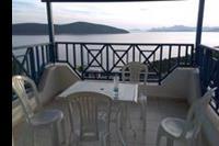 Hotel Bodrum Holiday Resort - Hotel Bodrum Holiday Resort widok z tarasu w czesci clubowej