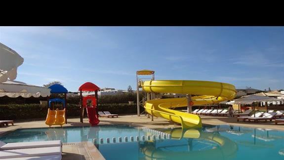 park wodny Mitsis Wonderland