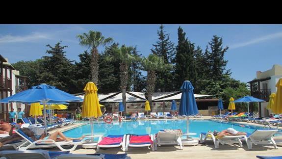 Hotel Bitez Garden Life basen