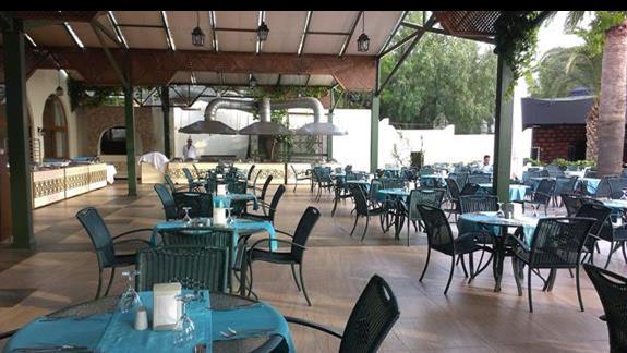 Vera Club Tmt restauracja