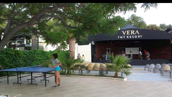 Vera Club Tmt amfiteatr