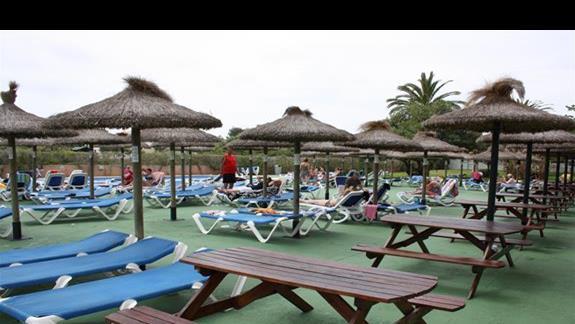teren hotelowy Eurocalas