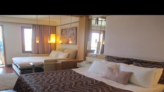 Kefaluka Resort pokój standardowy z dostawka