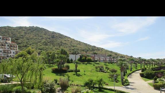 Kefaluka Resort ogród