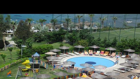 Kefaluka Resort plac zabaw