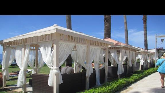 Kefaluka Resort strefa relaks