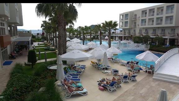 La Blanche Resort basen