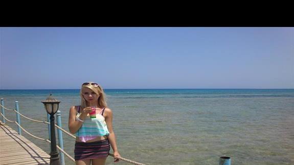 Przepiekne , czysciutkie morze i swietne piaszczyste czysciutkie plaze