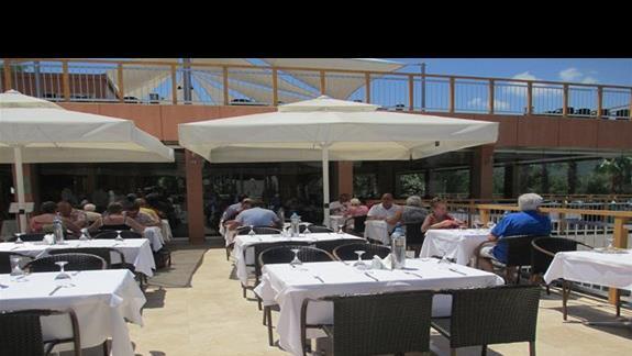 Isil Club restauracja