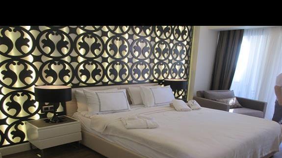 Aurum Spa & Beach Resort pokój standardowy